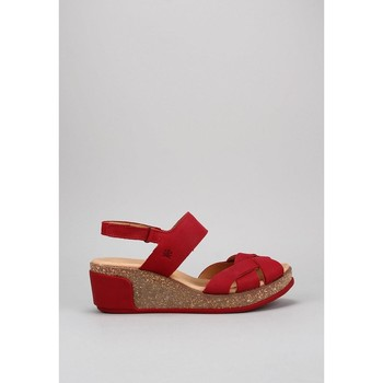 Sapatos Mulher Sandálias El Naturalista N5008 Vermelho