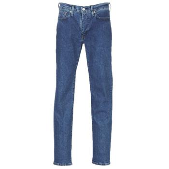 Textil Homem Calças Jeans Levi's 514 STRAIGHT Stonewash / Stretch