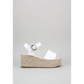 Sapatos Mulher Alpargatas Senses & Shoes FABIOLA Branco