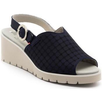 Sapatos Mulher Sandálias CallagHan 24605 azul