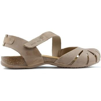 Sapatos Mulher Sandálias Interbios Sandálias  UNIVERSO BEGE