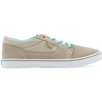 Sapatos Mulher Sapatilhas DC Shoes Trase W Cor bege