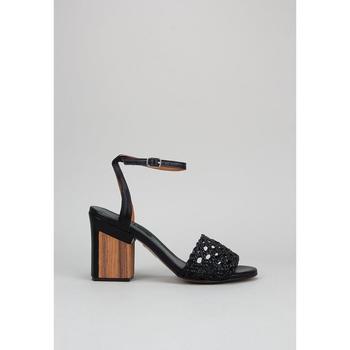 Sapatos Mulher Sandálias Krack Harmony WISTERIA Preto