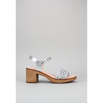 Sapatos Mulher Sandálias Sandra Fontan  Cinza