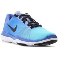 Sapatos Mulher Sapatilhas Nike Flex Supreme TR 5 Fade Azul