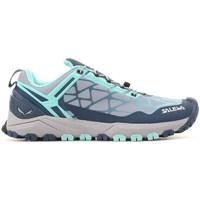 Sapatos Mulher Sapatilhas Salewa WS Multi Track Cinzento,Azul,Azul