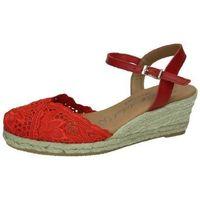 Sapatos Mulher Alpargatas Torres  Vermelho