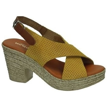 Sapatos Mulher Alpargatas Migato  Amarelo