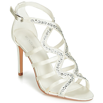 Sapatos Mulher Sandálias Menbur MAFAT Marfim