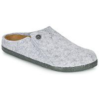 Sapatos Mulher Tamancos Birkenstock ZERMATT STANDARD Cinza