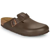 Sapatos Homem Tamancos Birkenstock BOSTON SFB Castanho