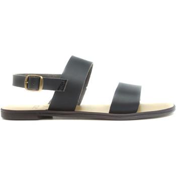Sapatos Mulher Sandálias Nae Vegan Shoes Oxia preto