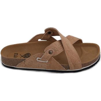 Sapatos Mulher Sandálias Nae Vegan Shoes Paxos Cork castanho