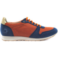 Sapatos Sapatilhas Nae Vegan Shoes Re-bottle Orange laranja