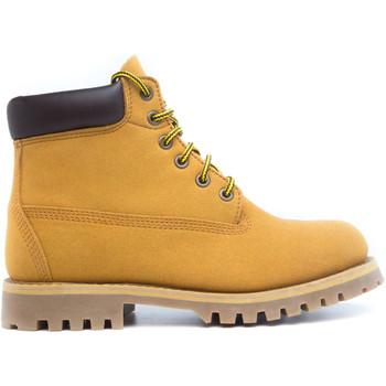 Sapatos Botas baixas Nae Vegan Shoes Etna bege