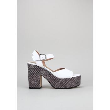 Sapatos Mulher Sandálias Krack 2400 Branco