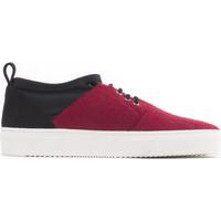 Sapatos Sapatilhas Nae Vegan Shoes Re-PET vermelho