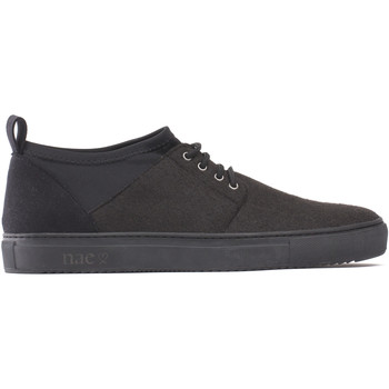 Sapatos Sapatilhas Nae Vegan Shoes Re-PET preto preto