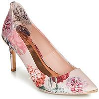 Sapatos Mulher Escarpim Ted Baker VYIXYNP2 Rosa