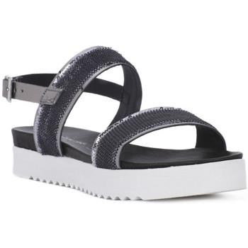 Sapatos Mulher Sandálias Sono Italiana PAILL CF Grigio