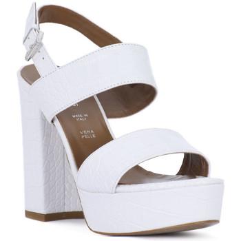 Sapatos Mulher Sandálias Priv Lab BIANCO KAIMAN Bianco