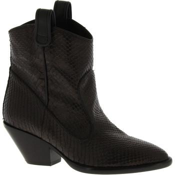 Sapatos Mulher Botas Giuseppe Zanotti I47140 Testa di Moro