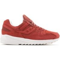 Sapatos Homem Sapatilhas Saucony Grid 8500 HT Vermelho