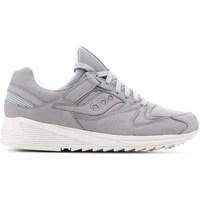 Sapatos Homem Sapatilhas Saucony Grid 8500 HT Cinzento