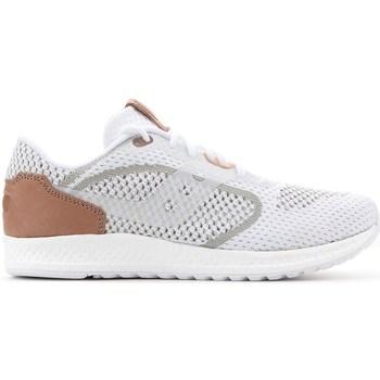 Sapatos Homem Sapatilhas Saucony Shadow 5000 Evr Branco, Cinzento, Castanho
