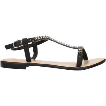 Sapatos Mulher Sandálias Cristin CATRIN13 Preto