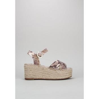 Sapatos Alpargatas Senses & Shoes NEREA Bege
