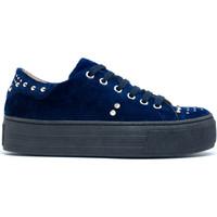Sapatos Mulher Sapatilhas Nae Vegan Shoes Wika Blue azul