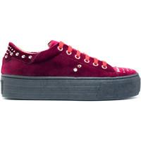 Sapatos Mulher Sapatilhas Nae Vegan Shoes Wika Bordeaux bordeaux
