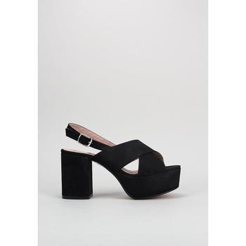 Sapatos Mulher Sandálias Krack REVELLING Preto