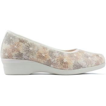 Sapatos Mulher Sabrinas Dtorres Bailarinos  CARLOTA 19 BEIG
