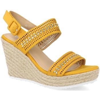 Sapatos Mulher Alpargatas Ainy BL101 Amarillo