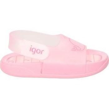 Sapatos Criança Sapatos aquáticos Igor S10235 rose