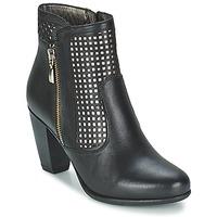 Sapatos Mulher Botins Andrea Conti SAMPI Preto