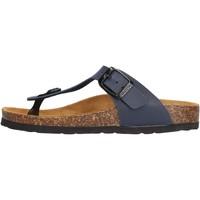 Sapatos Homem Chinelos Gold Star - Infradito blu 1830 BLU