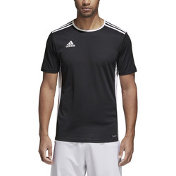 Textil Homem T-Shirt mangas curtas adidas Originals - T-shirt nero CF1035 NERO