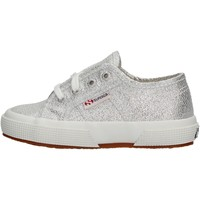 Sapatos Rapariga Sapatilhas Superga - 2750 lamej grigio S002J20 2750 031
