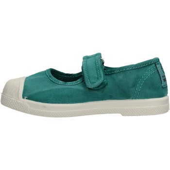 Sapatos Rapariga Sapatilhas de ténis Natural World - Scarpa velcro menta 476E