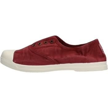 Sapatos Rapaz Sapatilhas Natural World - Sneaker bordo' 102E-620