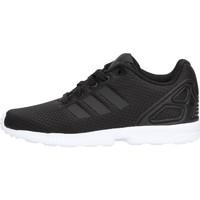 Sapatos Rapaz Sapatilhas adidas Originals - Zx flux c nero BB9105 NERO