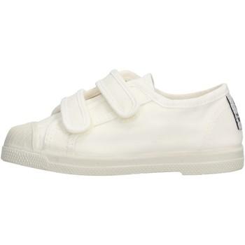 Sapatos Rapaz Sapatilhas Natural World - Sneaker bianco 489E-505