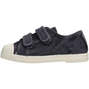 Sapatos Rapaz Sapatilhas de ténis Natural World - Sneaker blu 489E-677