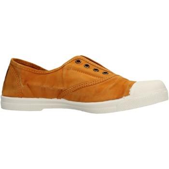 Sapatos Rapaz Sapatilhas de ténis Natural World - Sneaker senape 102E-646 SENAPE