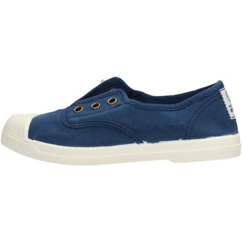 Sapatos Rapaz Sapatilhas Natural World - Scarpa lacci azul 470-548 BLU