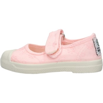 Sapatos Rapariga Sabrinas Natural World - Ballerina rosa 478-541 ROSA