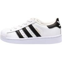 Sapatos Rapaz Sapatilhas adidas Originals - Superstar c bianco BA8378 BIANCO
